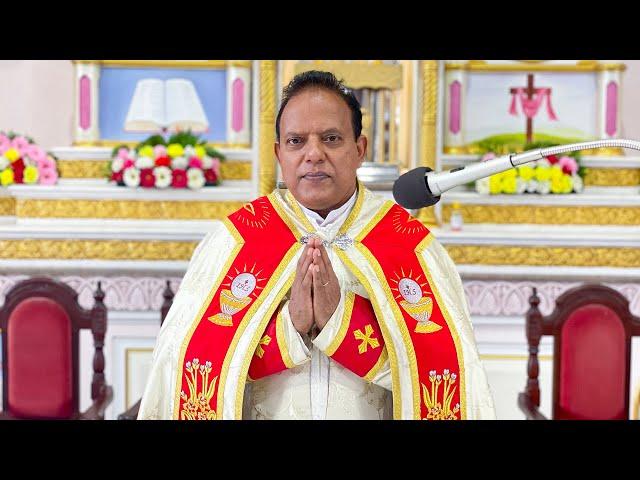 ഞായറാഴ്ച കുർബാന - Fr Jose Thottakara ( 01-08-2021)