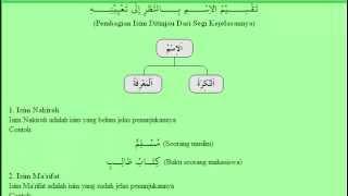 materi 15 isim ma rifat dan nakirah, belajar bahasa arab , nahwu shorof brain aldilas screenshot 3