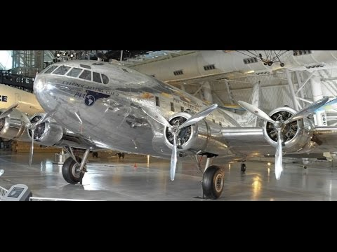 Boeing's Stratoliner 75th Anniversary