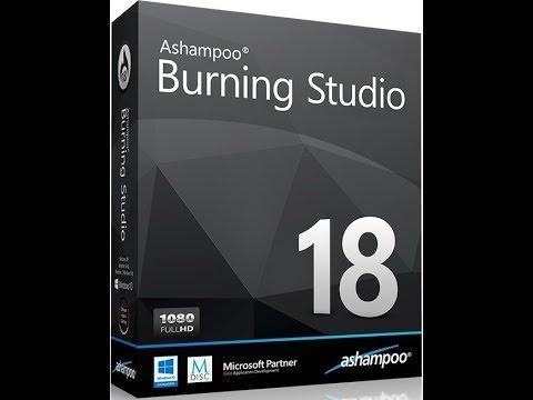 Ashampoo Burning Studio 16 Key Crack Archives