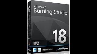 Ashampoo Burning Studio 2015 + Serial Key Original