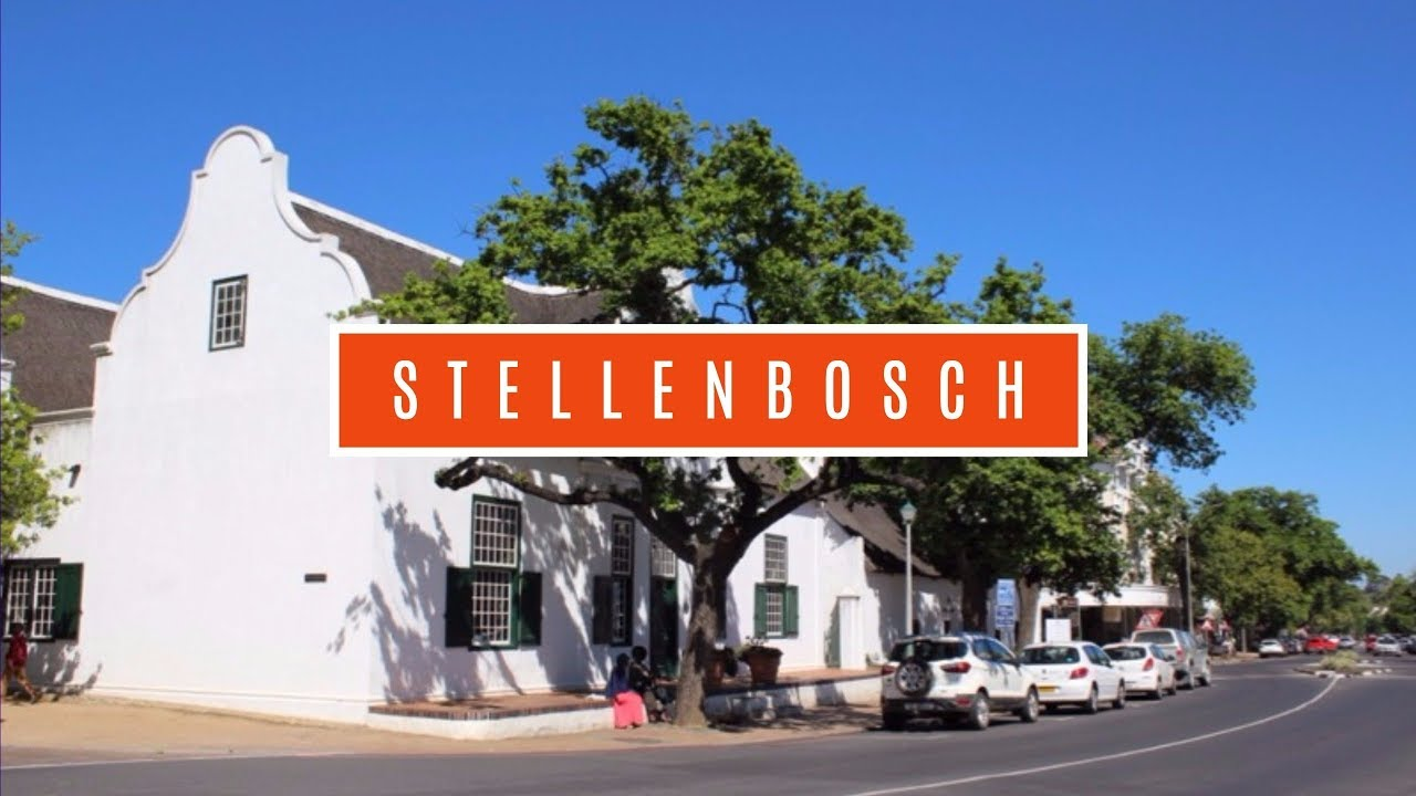 what to do in stellenbosch this weekend