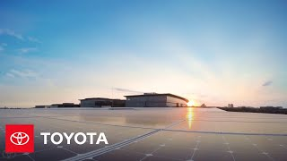 Toyota Environmental Sustainability Presents: Powered By The Sun | Toyota