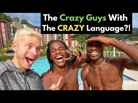 The 2 Crazy Guys With The CRAZY Language? 🇹🇹 (Trinidad and Tobago)