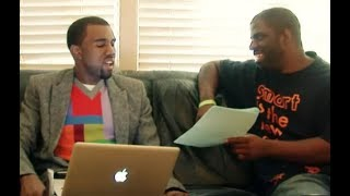 Rhymefest: Kanye West said F---K the Youth of Chicago & Refuses To Support His Mother's Non Profit