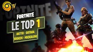 🔨 FORTNITE ► LES MANE POUR LE TOP1