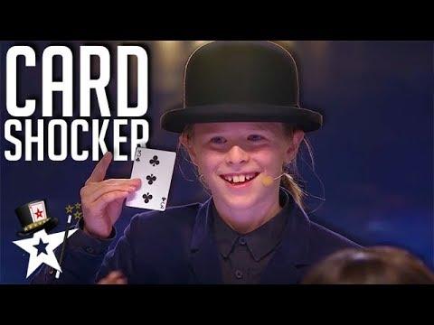 Card Magician SHOCKS Judges on Sweden's Got Talent | Magicians Got Talent