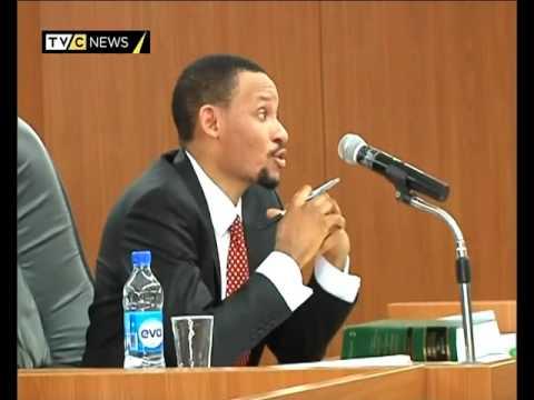 Senator Bukola Saraki docked at the Code of Conduct Bureau