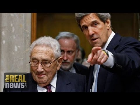 What's behind Kerry and Kissinger's meeting?
