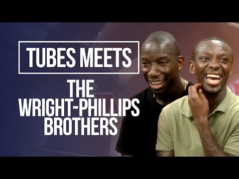 Tubes Meets Shaun & Bradley Wright-Phillips