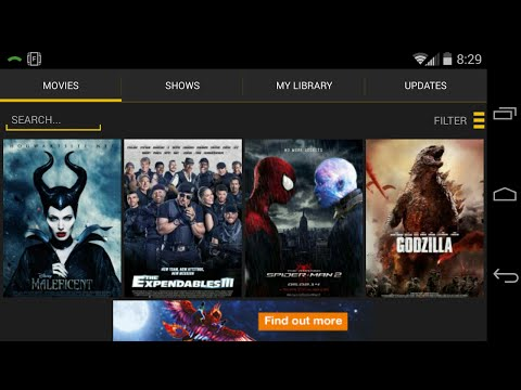 How to WatchDownload Movies & TV s in HD for Free on any Android device!