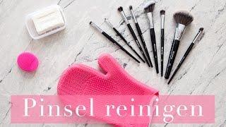 Pinsel reinigen | Hatice Schmidt