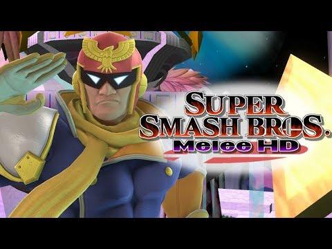 MELEE HD - A Smash 4 Mod