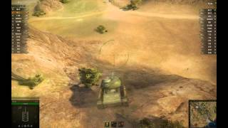 World of tanks падение танка