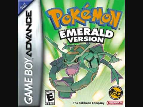 Pokémon Emerald - Battle Dome Lobby