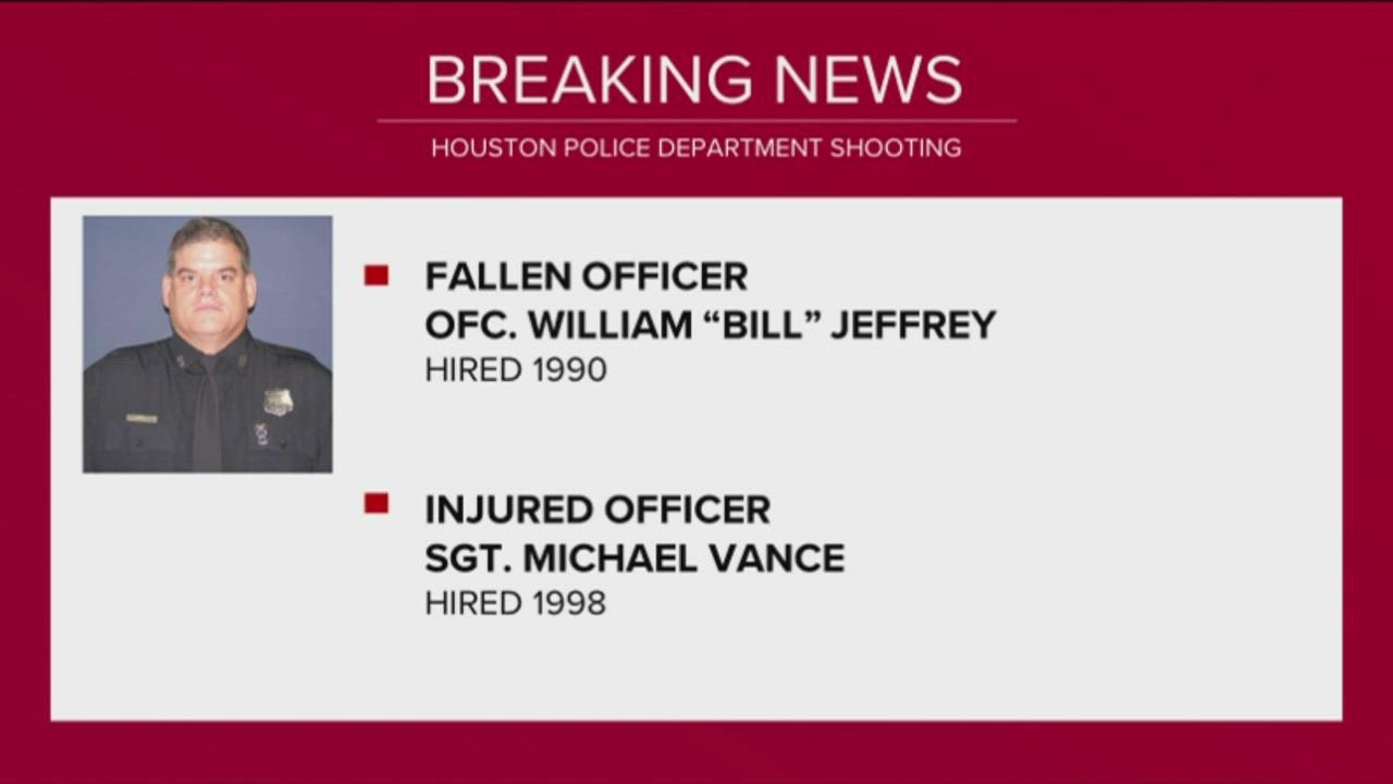 Download Team coverage: Houston police officer killed, another injured while serving warrant