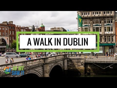 A Walk in Dublin