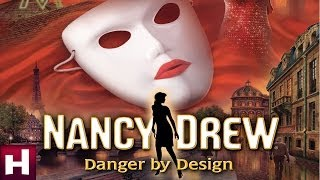 Nancy Drew: Danger by Design Official Trailer | Nancy Drew Mystery Games