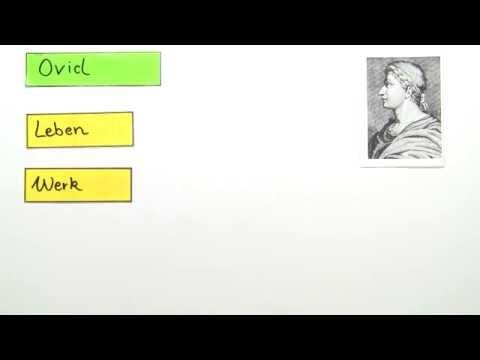 ovid leben und werk latein text - Ovid Lebenslauf
