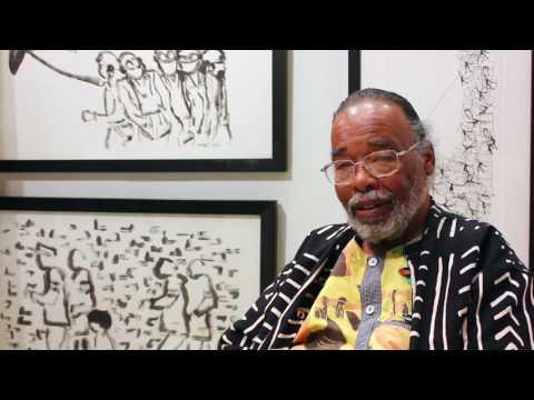 Artist Frank Frazier Event Recap