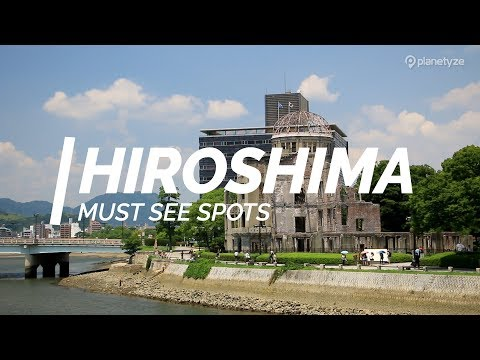 All about Hiroshima - Must see spots in Hiroshima | One Minute Japan Travel Guide