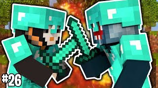 THE ULTIMATE BATTLE!! - FRIEND OR FOE! #26 | MINECRAFT thumbnail