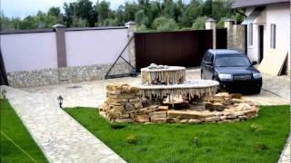 Турбаза - банкетный зал на природе за городом.wmv