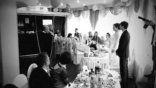 Свадьба Анны и Андрея. Ведущий Илья Попыловский