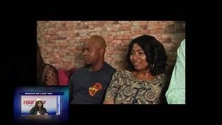 See Morayo39s Reaction While Watching Old Clips From Your View