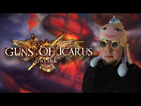 Guns of Icarus (REAL TUTORIAL!!) - Ft. JonTron