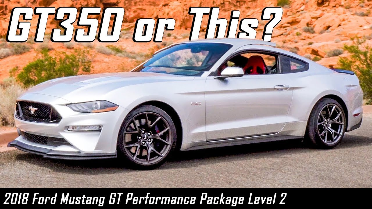 Heres why the 2018 mustang gt pp2 is the ultimate performance bargain
