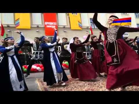 ТАНЦУЙ ДУША АРМЯНСКАЯ !!!!))) Video YouTube.com