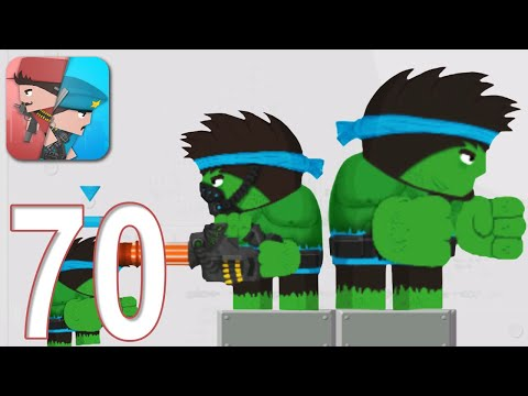 CLONE ARMIES UPDATE 2020 - Walkthrough Gameplay Part 70 - GIANT SKINS BULK (iOS Android)