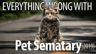 Download Everything Wrong With Pet Sematary (2019) Mp3 and Videos