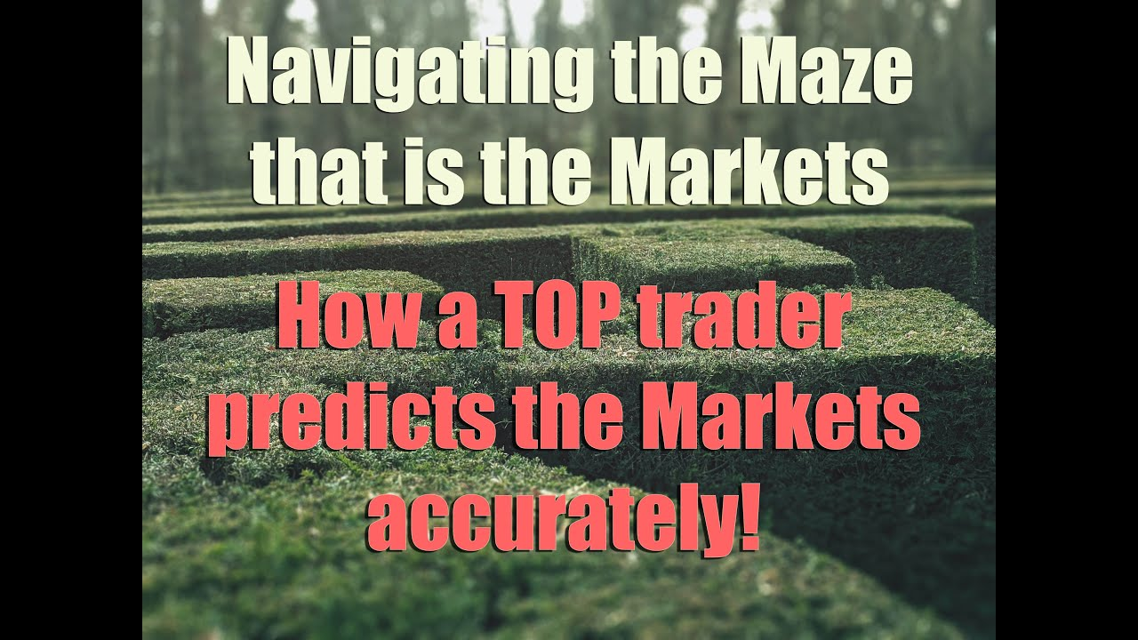 🔎 How a TOP Trader Navigates the Market Maze Options & Turns - EURUSD Price Prediction and Forecast