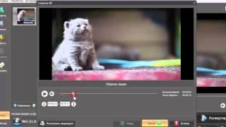 Как сделать GIF анимацию из видео(скачать программу видео-монтаж http://www.amssoft.ru/lands/vdmont/main.php?ap=653., 2015-07-18T05:41:12.000Z)
