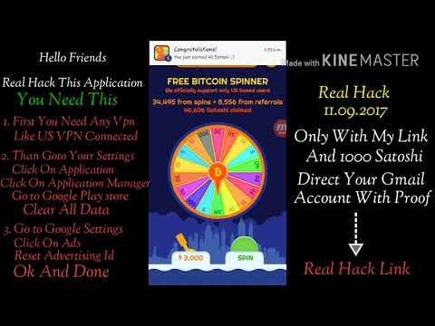 Earn Unlimited Bitcoin Proof 2017