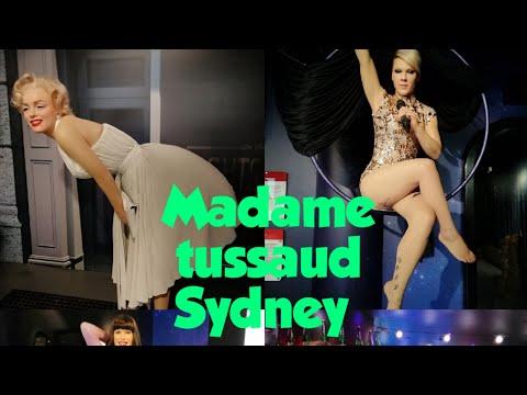 Medame Tussauds Sydney Full Video