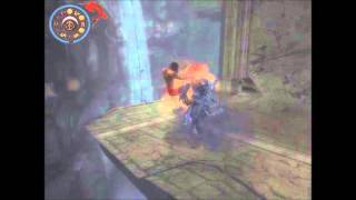 Prince of persia warrior within crow man fight gameplay PC