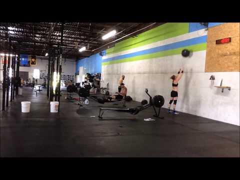 CrossFit Equity: Granite Games 17.5