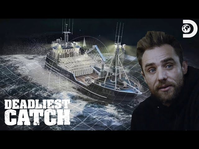 Huge Storm Puts the Saga at Risk of Capsizing | Deadliest Catch