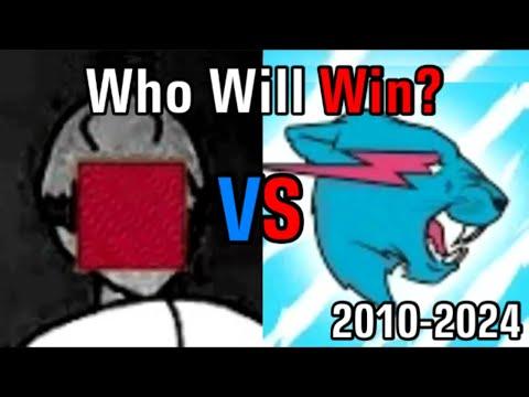 PewDiePie vs MrBeast - Subscriber History (2010-2024)