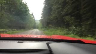 homepage tile video photo for 2016 Mustang Mountain Road Driving