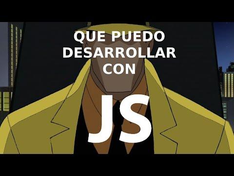 Javascript, Desde Web hasta Hardware