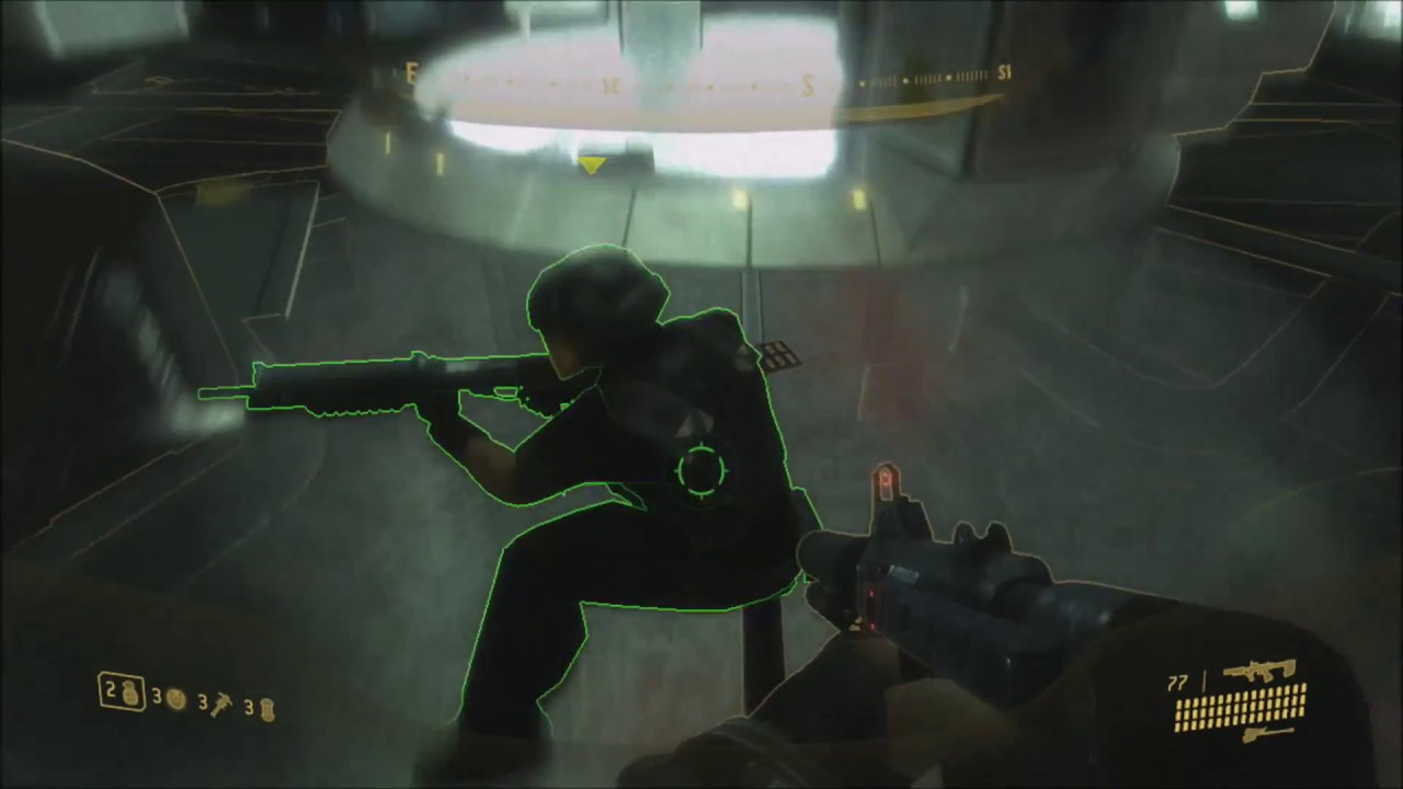 Halo 3: ODST - Can You Save The Police Officer On Data Hive?