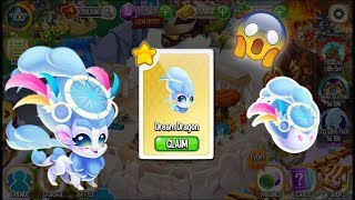 Finally! Dream Dragon in Exclusive Card Pack 2017 | Dragon City