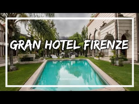 Gran Hotel Firenze en Tequisquiapan