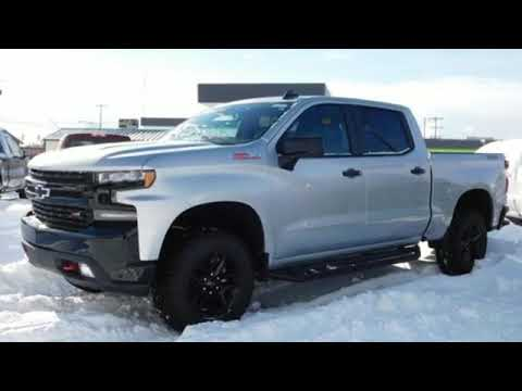 New 2019 Chevrolet Silverado 1500 Traverse City Cadillac, MI #232119