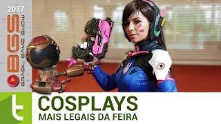BGS 2017: Cosplays e concurso com Hideo Kojima | TudoCelular.com