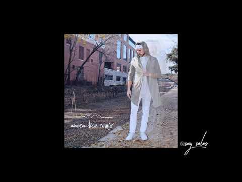 Ahora Dice ENGLISH (Unofficial  Remix) ft. J. Balvin, Ozuna, Arcángel  - SAY SOLOS
